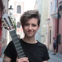 Tutor of guitar playing – Patrycja K.