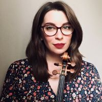 Tutor of violin playing, Music – Katarzyna R.