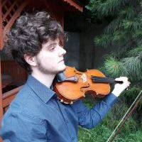tutor violin playing, Music – Tomasz G.